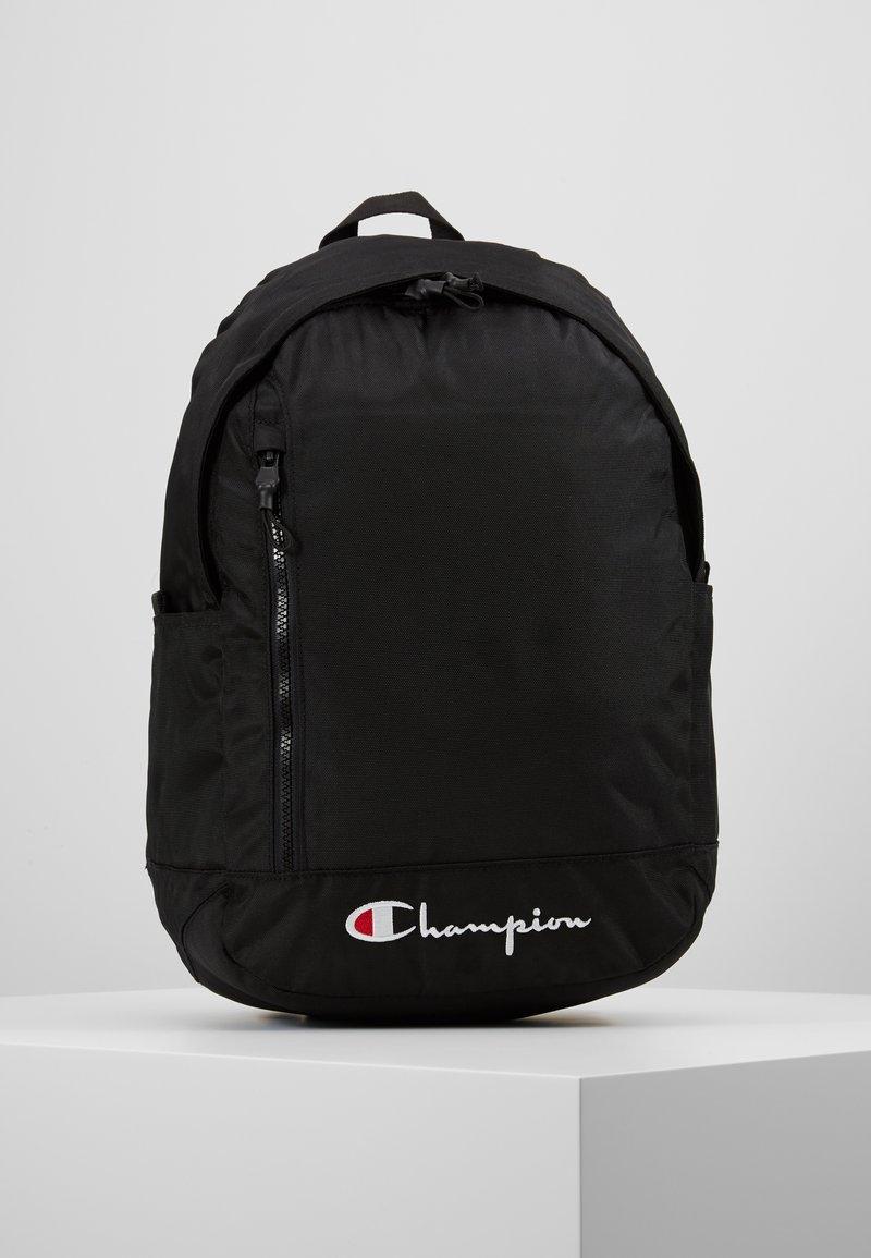 Champion Reverse Weave - BACKPACK - Reppu - black