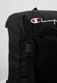 Champion Reverse Weave - BACKPACK CORDURA  - Rucksack - black - 6