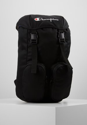 BACKPACK CORDURA  - Reppu - black