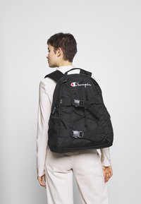 Champion Reverse Weave - BACKPACK - Batoh - black - 4