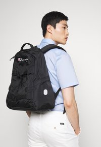 Champion Reverse Weave - BACKPACK - Batoh - black - 1