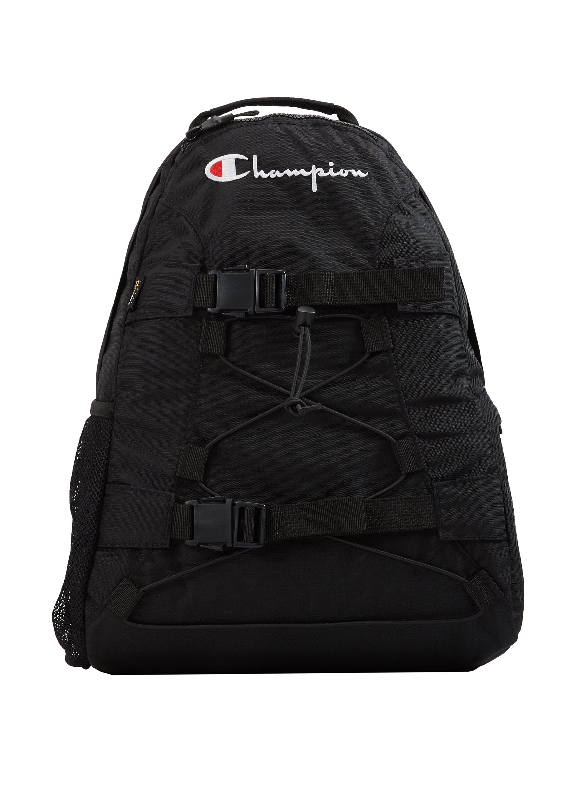 Champion Reverse Weave Backpack - Zaino Black P4rnKlx