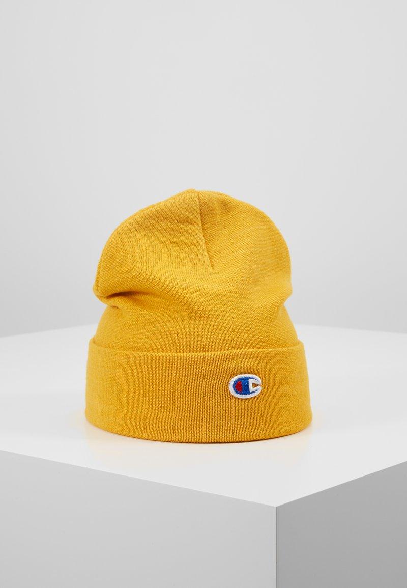 Champion Reverse Weave - LOGO BEANIE - Mütze - yellow
