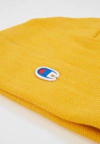 Champion Reverse Weave - LOGO BEANIE - Mütze - yellow - 5