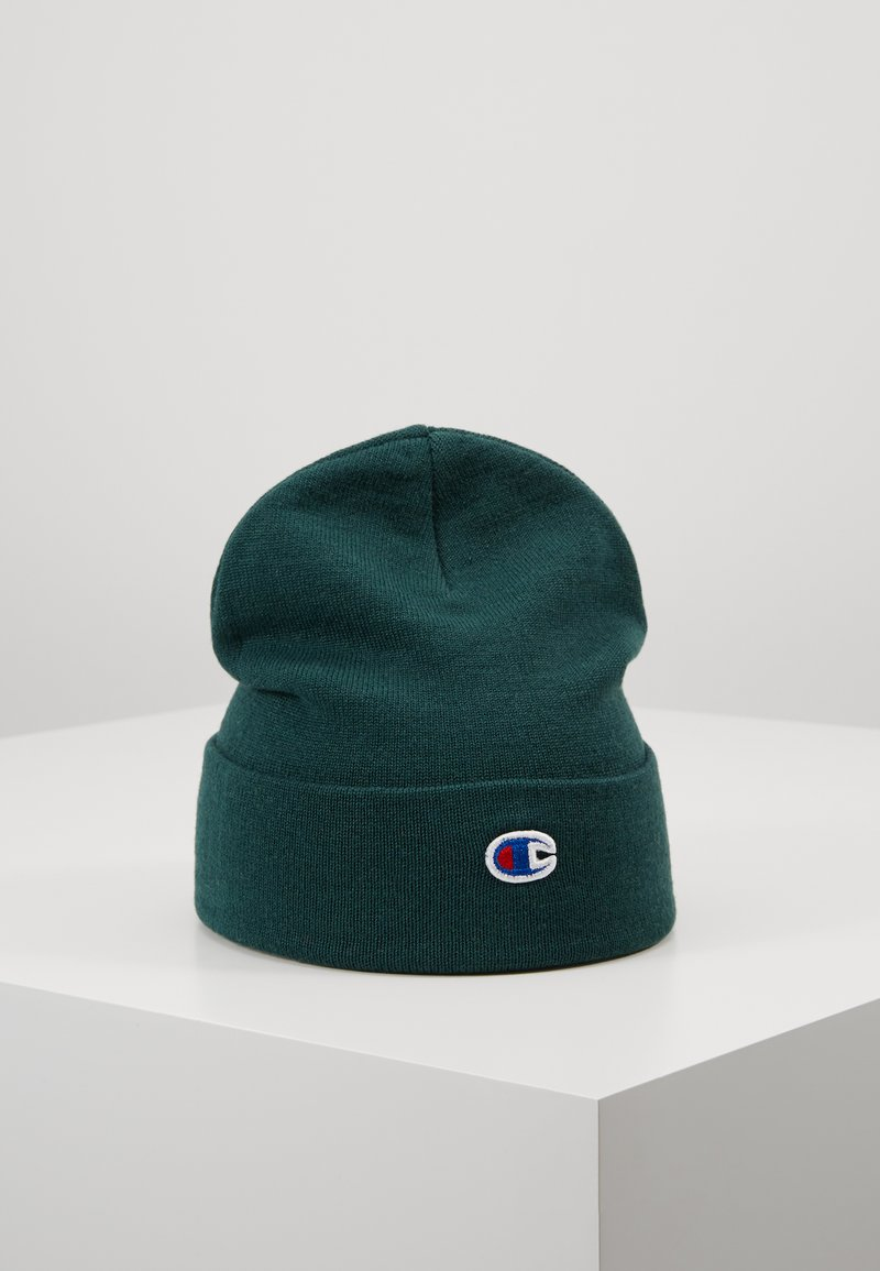 Champion Reverse Weave - LOGO BEANIE - Gorro - green