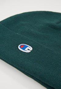 Champion Reverse Weave - LOGO BEANIE - Gorro - green - 5