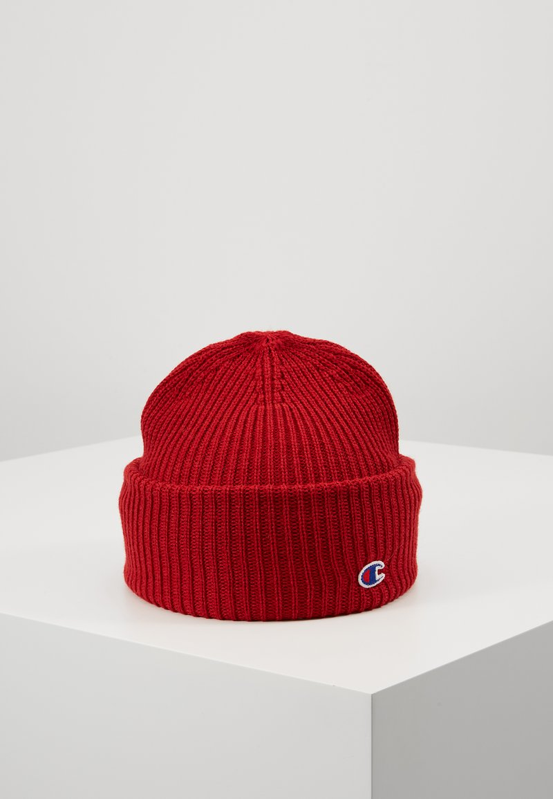 Champion Reverse Weave - BEANIE - Mössa - red