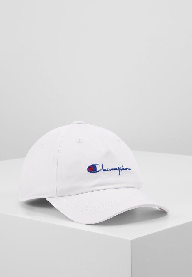 BASEBALL - Cap - white