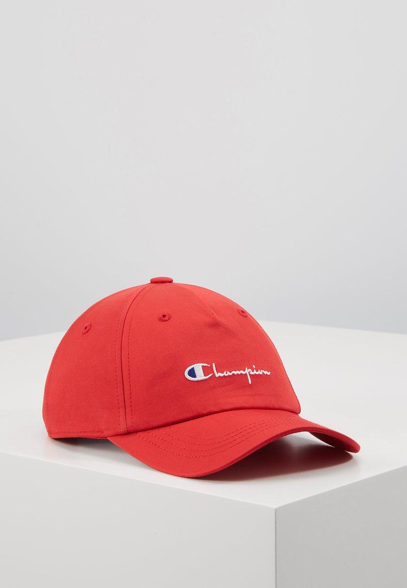 Champion Reverse Weave - BASEBALL - Kšiltovka - red