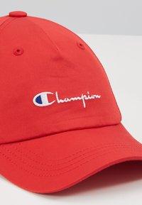 Champion Reverse Weave - BASEBALL - Kšiltovka - red - 6