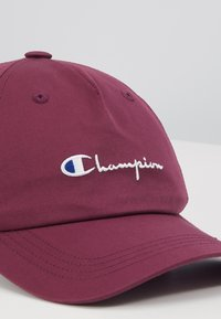 Champion Reverse Weave - BASEBALL - Kšiltovka - bordeaux - 6