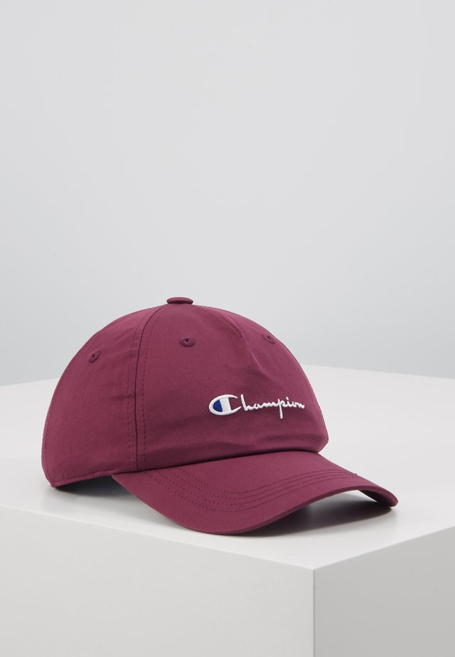 BASEBALL - Caps - bordeaux