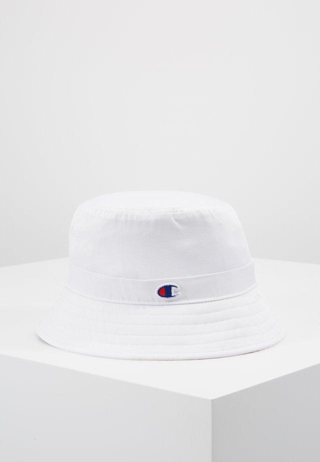 BUCKET CAP - Hatt - white