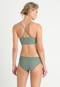 Champion Reverse Weave - SWIMMING BRIEF - Bikini-Hose - khaki - 2