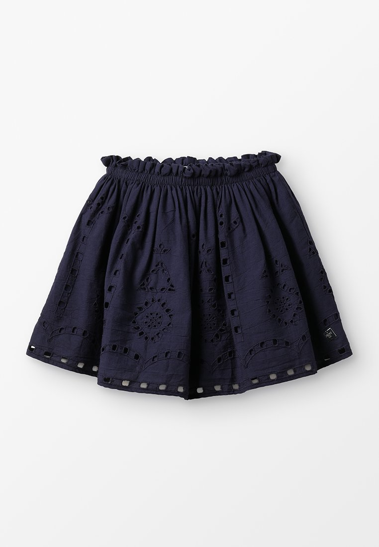 Carrement Beau - JUPE - A-line skirt - indigo blue
