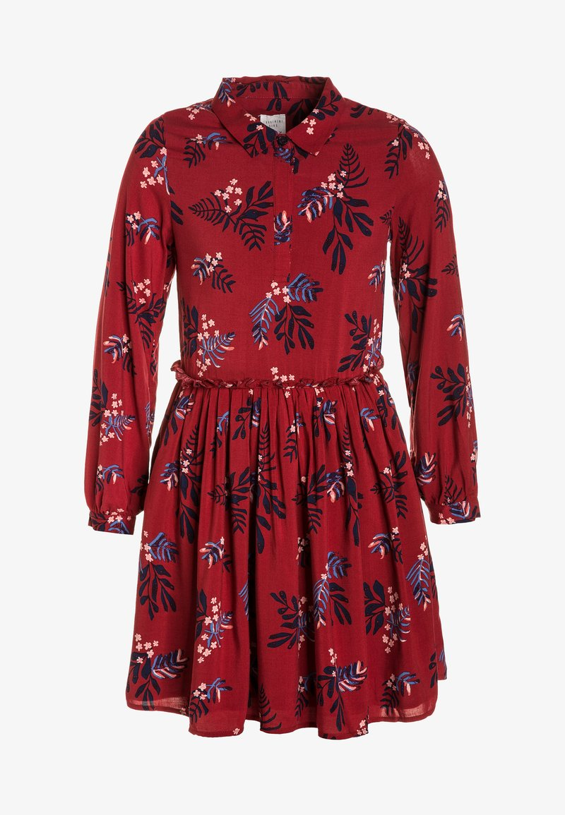 Carrement Beau - Shirt dress - bordeaux