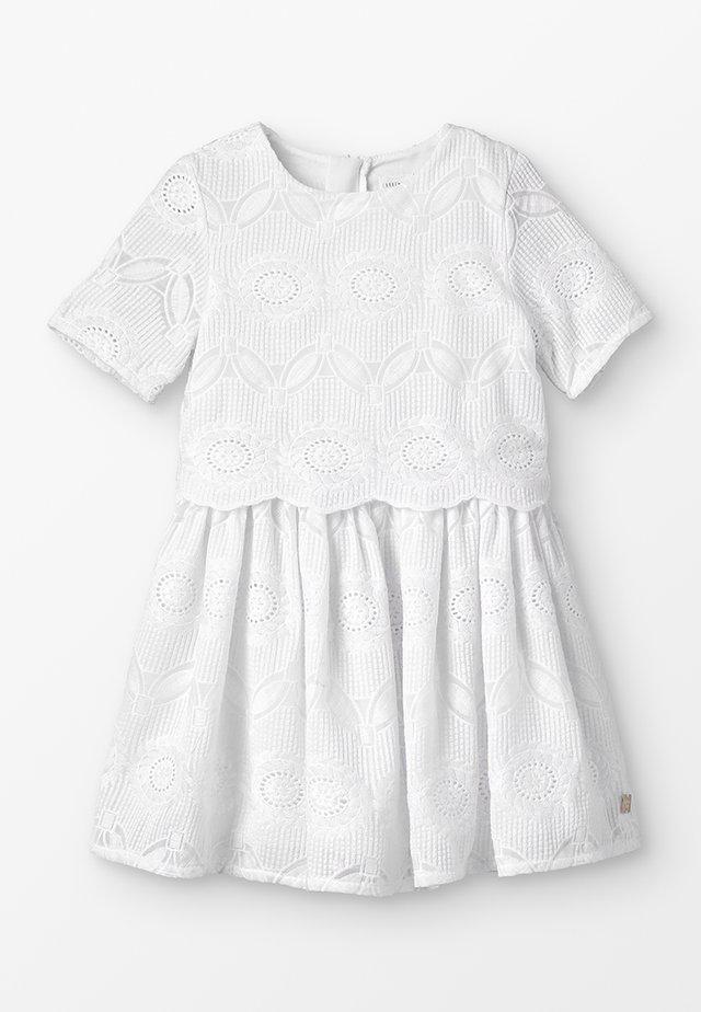 ROBE - Cocktailkleid/festliches Kleid - blanc