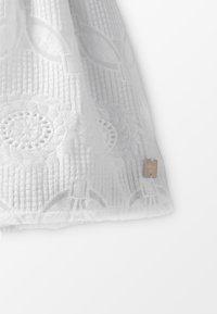 Carrement Beau - ROBE - Koktejlové šaty/ šaty na párty - blanc - 3
