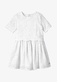 Carrement Beau - ROBE - Koktejlové šaty/ šaty na párty - blanc - 5