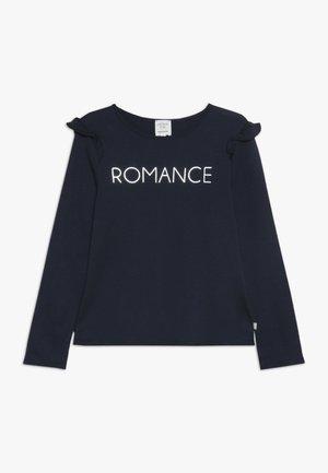 Camiseta de manga larga - marine