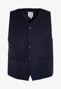 Carrement Beau - GILET COSTUME - Suit waistcoat - marine - 0