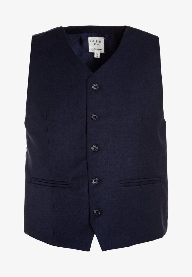 GILET COSTUME - Suit waistcoat - marine