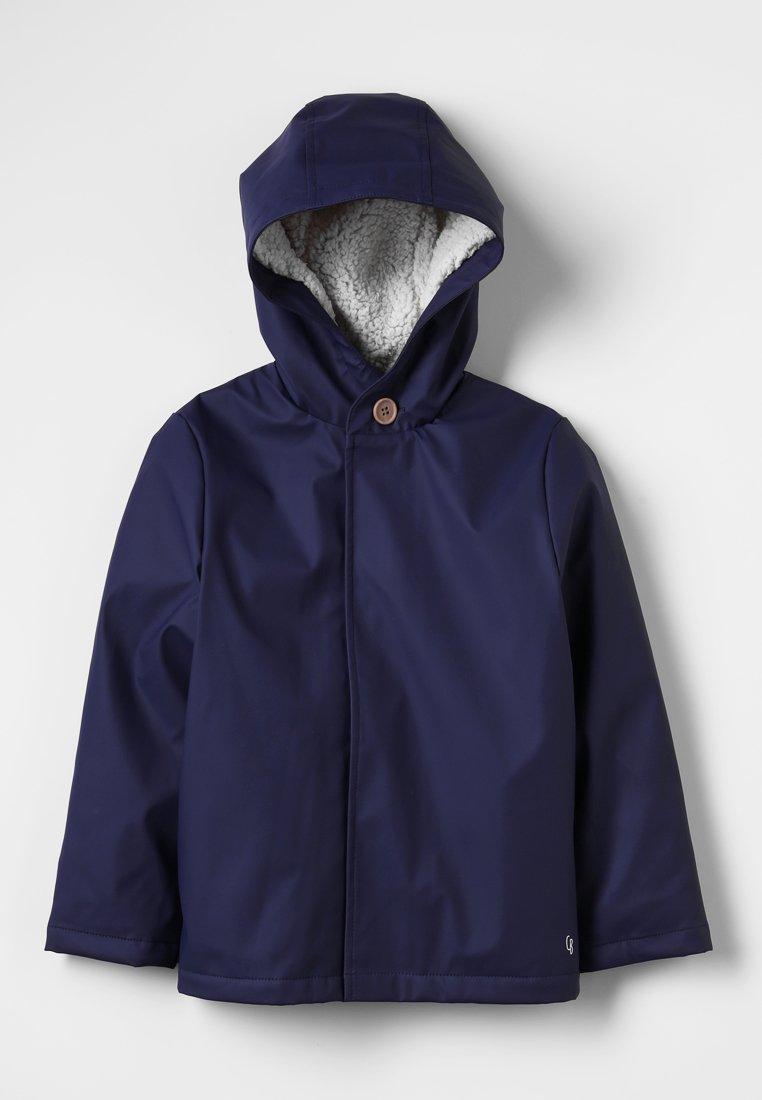 Carrement Beau - Waterproof jacket - marine