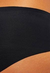 Calvin Klein Underwear - INVISIBLES - Onderbroeken - black - 3