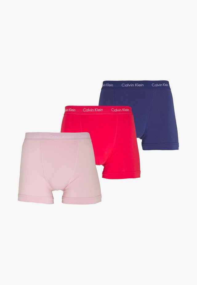 TRUNK 3 PACK - Onderbroeken - red/blue