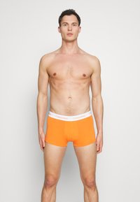 Calvin Klein Underwear - LOW RISE TRUNK 3 PACK - Shorty - khaki - 0