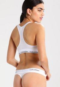 Calvin Klein Underwear - MODERN BRALETTE - Bustino - white - 2