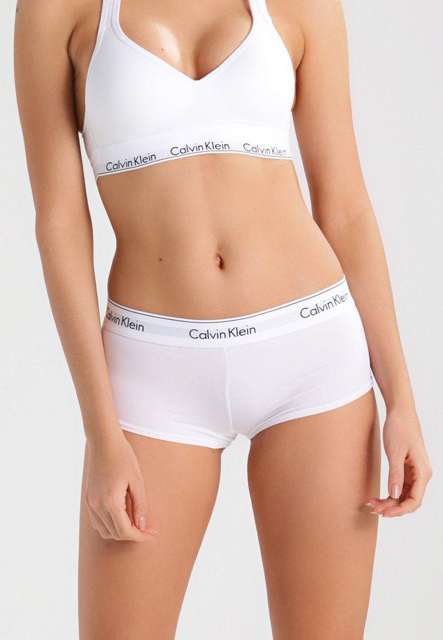 MODERN COTTON - Shorty - white