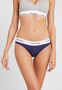Calvin Klein Underwear - MODERN  - Figi - purple night heather - 0