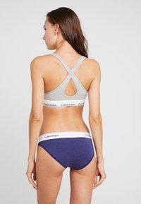 Calvin Klein Underwear - MODERN  - Figi - purple night heather - 2