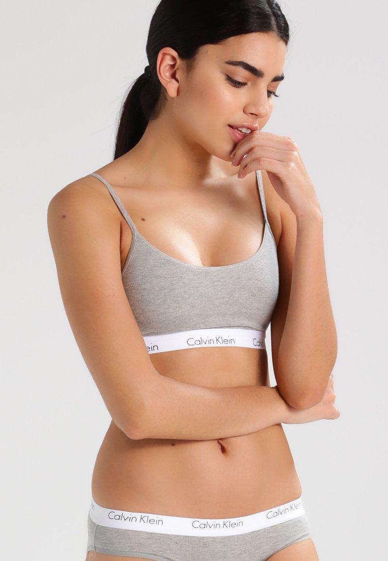 Calvin CottonBrassière Klein Ck One Underwear Grey trdCxQsh