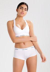 Calvin Klein Underwear - MODERN BRALETTE LIFT - Bustier - white - 1