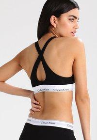 Calvin Klein Underwear - MODERN BRALETTE LIFT - Bustier - black - 2