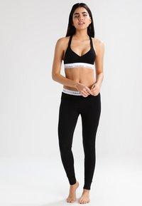 Calvin Klein Underwear - MODERN BRALETTE LIFT - Bustier - black - 1