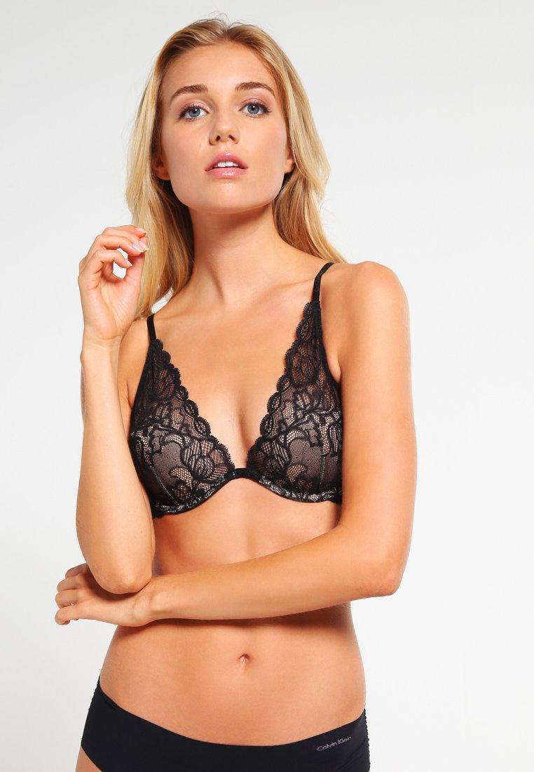 Calvin Klein Underwear - Triangle bra - black