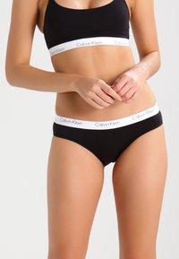 Calvin Klein Underwear - 2 PACK - Slip - black - 1