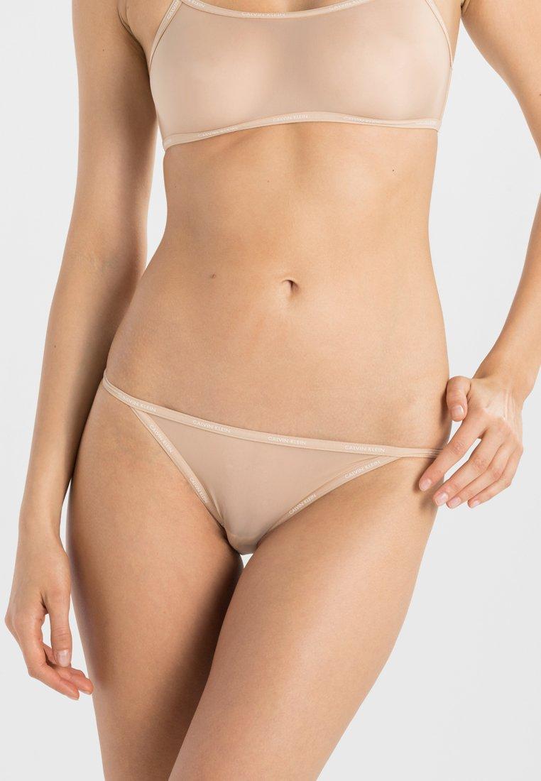 Calvin Klein Underwear - Figi - beige