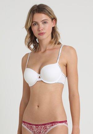 Strapless BH - white