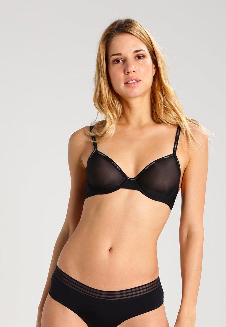 Calvin Klein Underwear - Reggiseno con ferretto - black