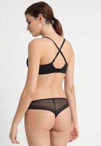 Calvin Klein Underwear - PLUNGE  - Soutien-gorge à bretelles amovibles - black - 3