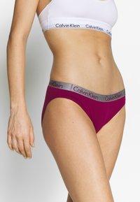 Calvin Klein Underwear - 3 PACK - Underbukse - prarie pink/covet/white - 1