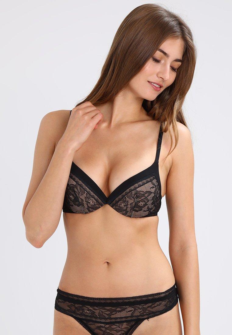 Calvin Klein Underwear - Push-up podprsenka - black