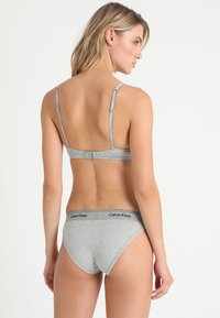 Calvin Klein Underwear - LIGHTLY LINED - Triangel-BH - grey