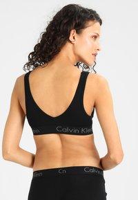 Calvin Klein Underwear - UNLINED BRALETTE - Topp - black - 2