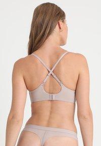 Calvin Klein Underwear - LIGHTLY LINED DEMI - T-shirt BH - grey - 3