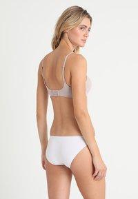 Calvin Klein Underwear - UNLINED  - Triangle bra - grey - 2